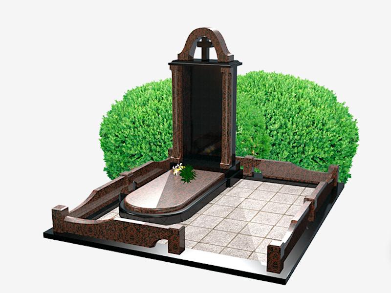 плитка на кладбище в можайске