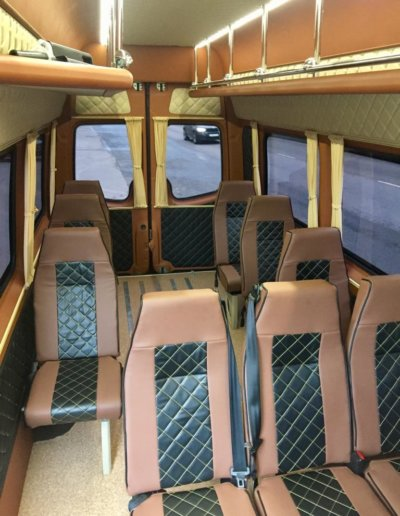 Автобус 14 мест катафалк