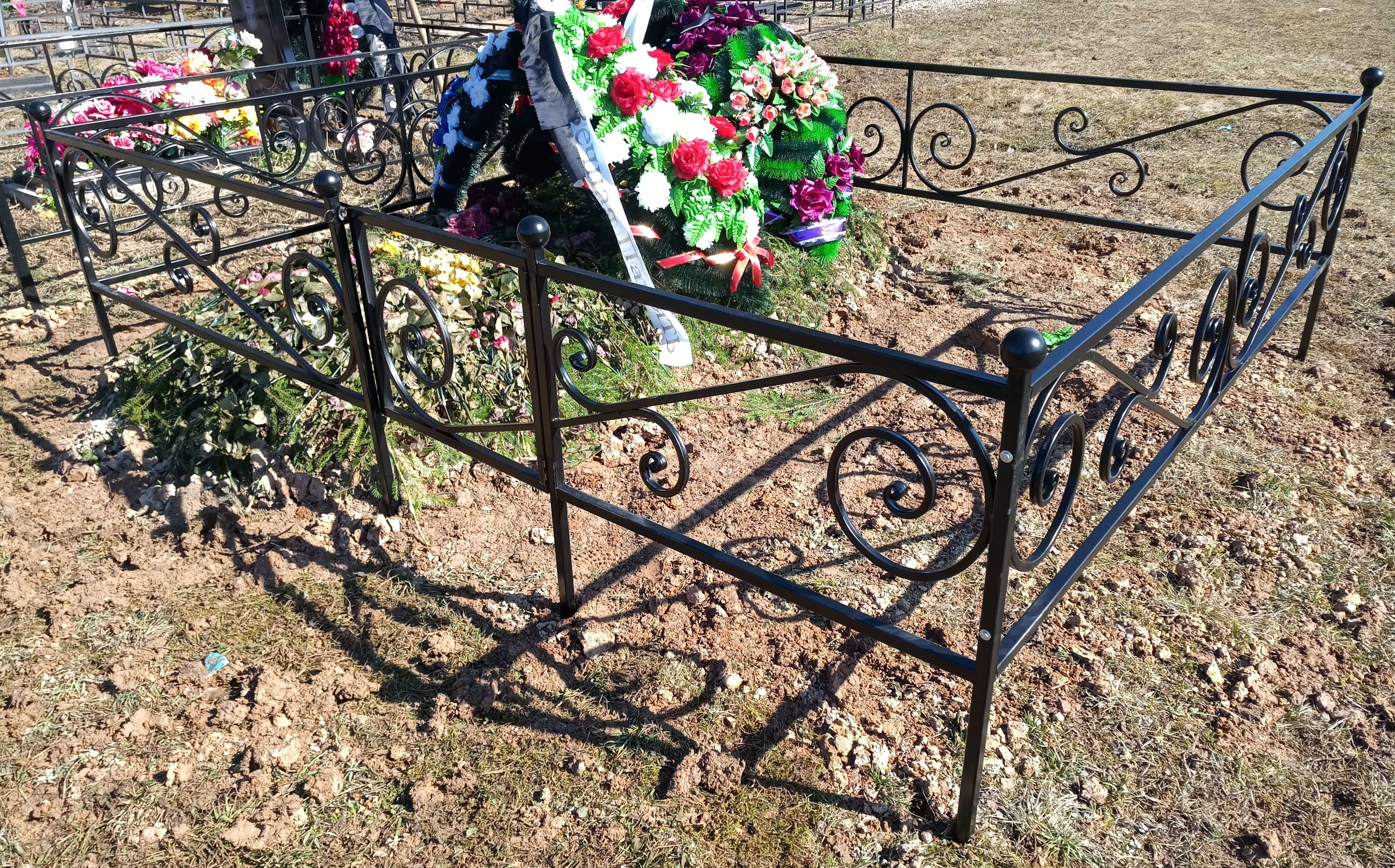 купить ограду на могилу в Можайске
